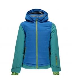 Spyder Moxie Ski Jacket-French Blue