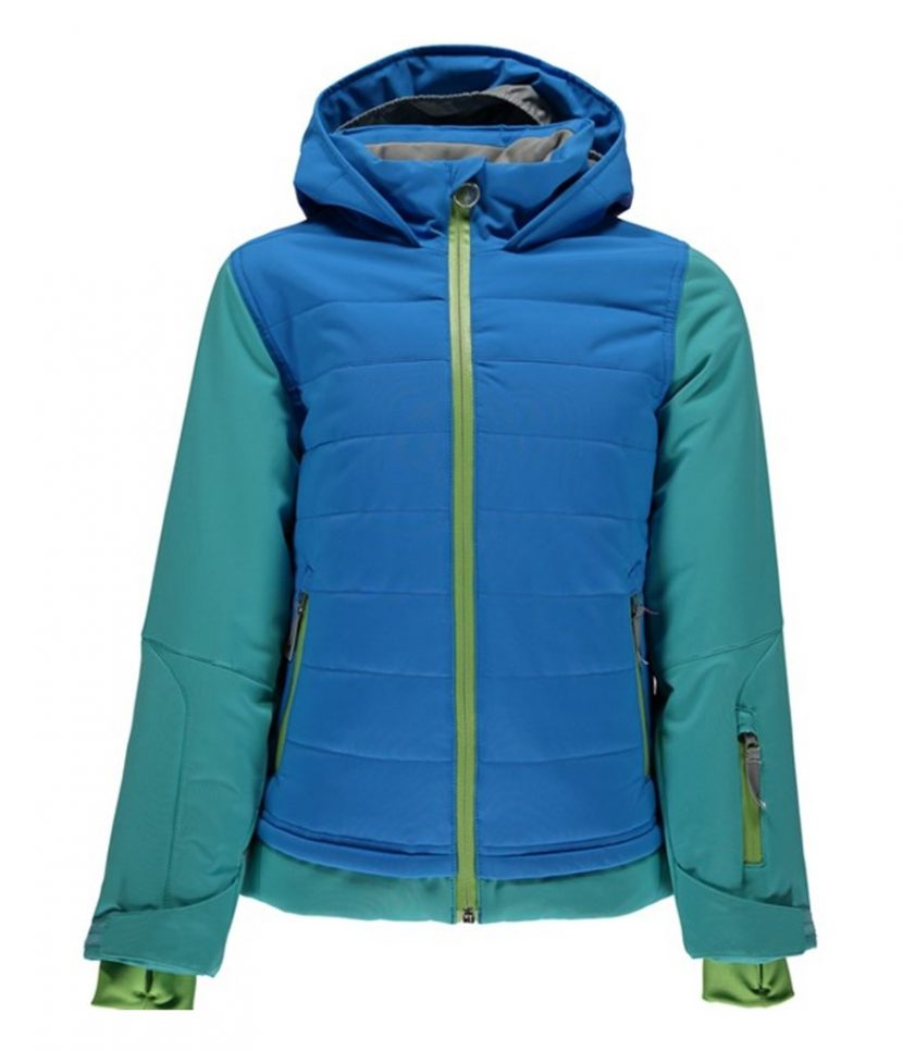 Spyder Moxie Ski Jacket-French Blue