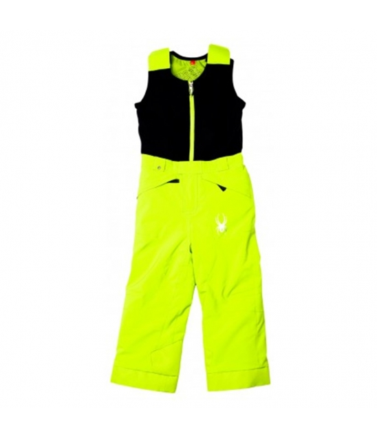Spyder Mini Expedition Pant-Bright Yellow