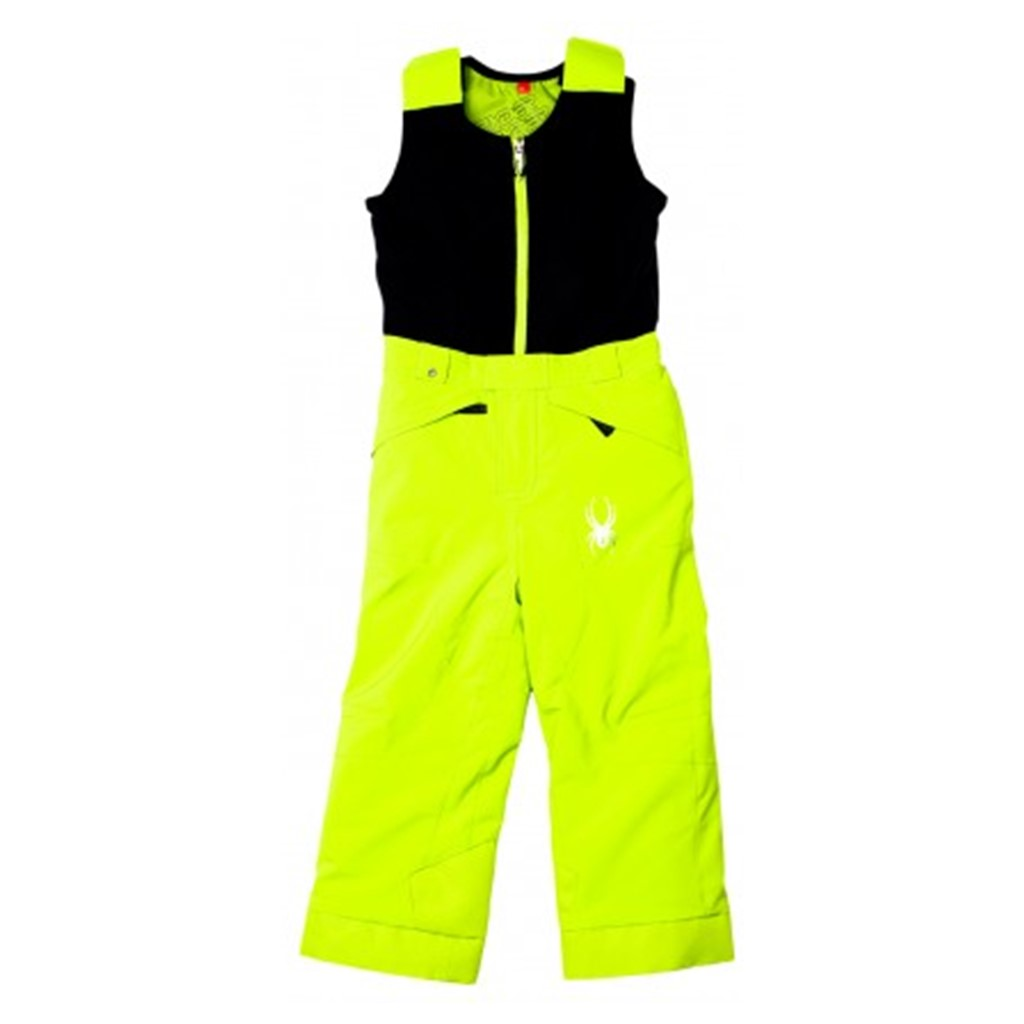 08eeaef7f Spyder Mini Expedition Pant-Bright Yellow - Paul Reader Snow Sports