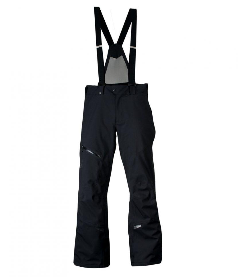 Spyder Dare Athletic Fit Ski Pant-Black