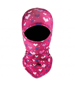 Bula kids Sharp Balaclava heart Paul Reader Snow Sports