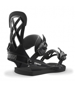 Union Contact Pro Black Snowboard Binding