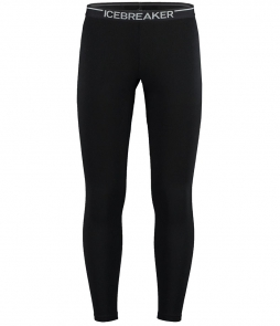Icebreaker Apex Leggings-Black
