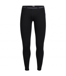 Icebreaker Vertex Leggings-Black