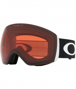 Oakley Flight Deck Goggle Matte Black w Prizm Rose