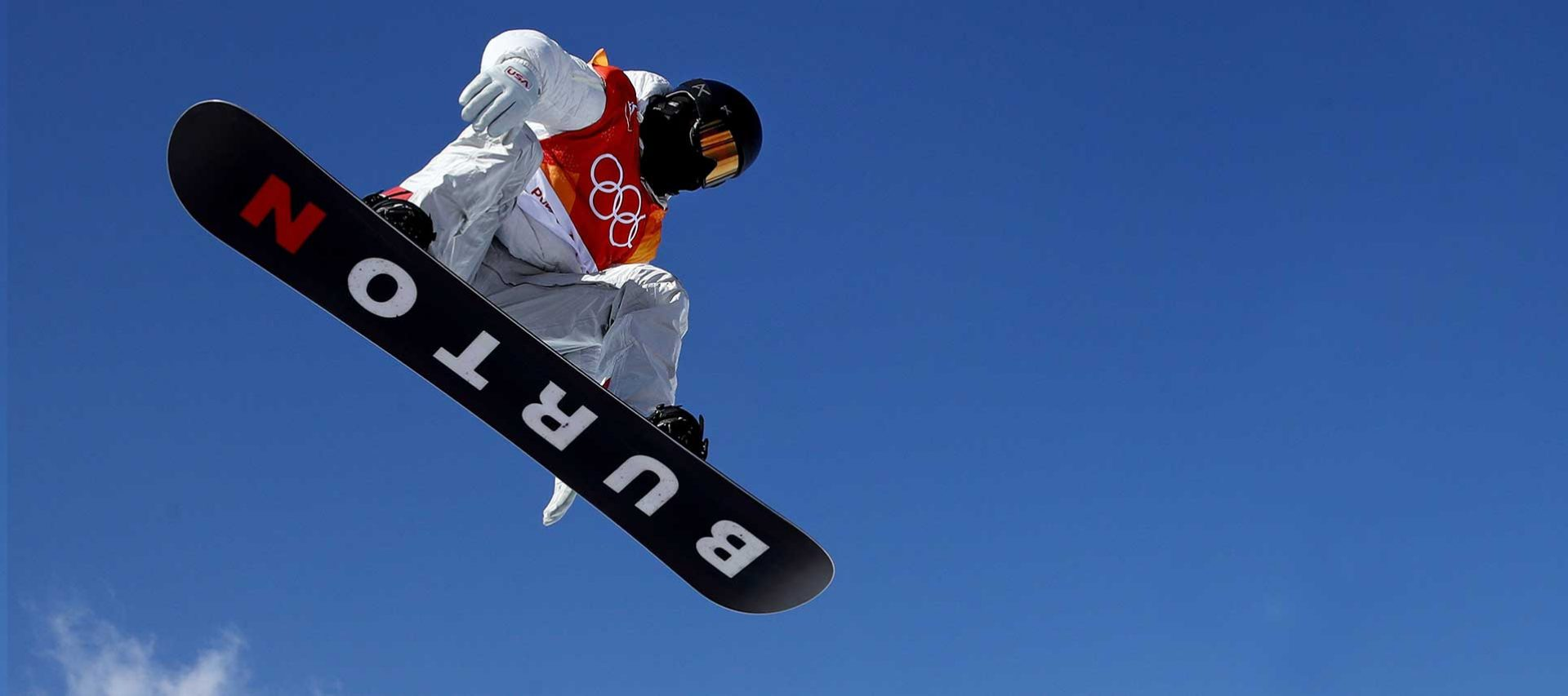 Paul Reader Snow Sports Burton 2019 shaun-white-olympics