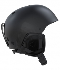 Salomon Brigade Helmet-Black 2018