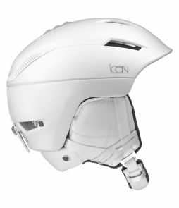 Salomon Icon² C.Air Helmet-White