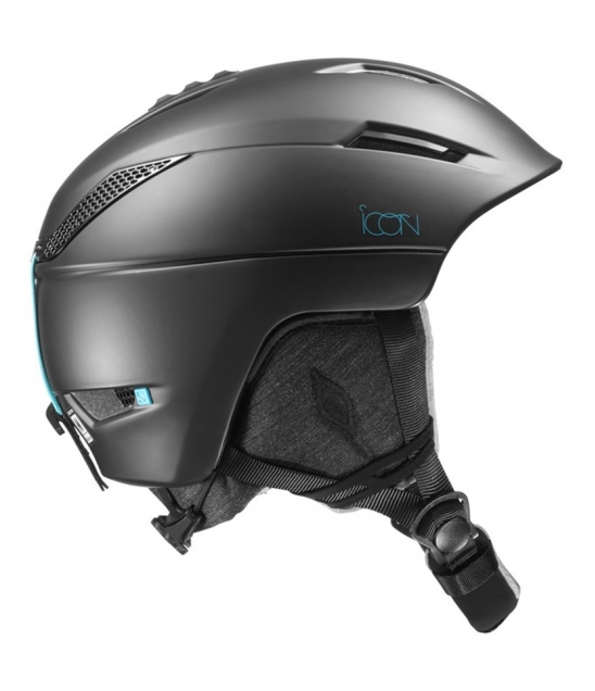 Salomon Icon² Helmet-Black
