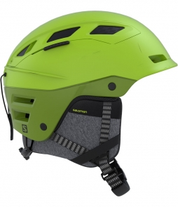 Salomon QST Charge Helmet-Acid Lime