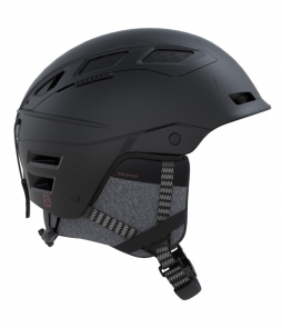 Salomon QST Charge Helmet-Black