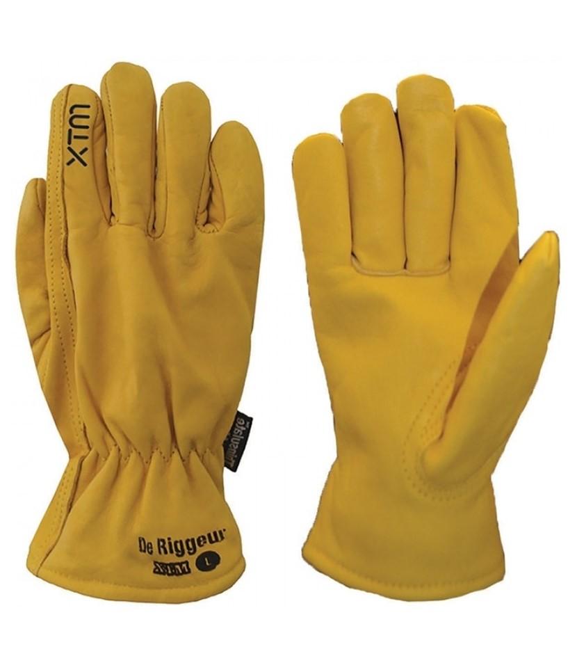 XTM De Riggeur Glove-Tan 2.