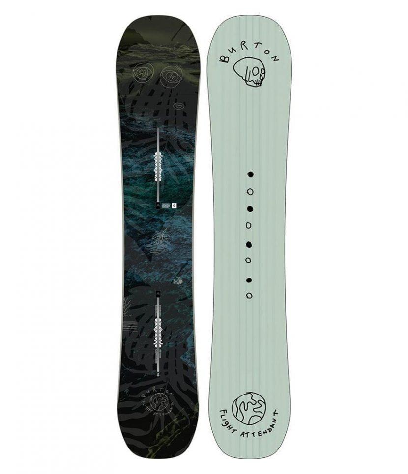 Burton Flight Attendan 2019 Snowboard