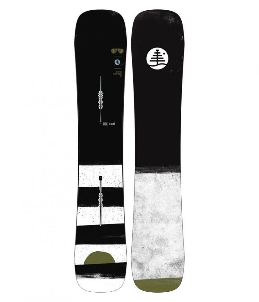 Burton Family Tree Trick Pilot 2019 Snowboard