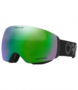 Oakley Flight Deck XM Factory Pilot Blackout w Prizm Jade
