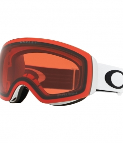Oakley Flight Deck XM Goggle Matte White w Prizm Rose