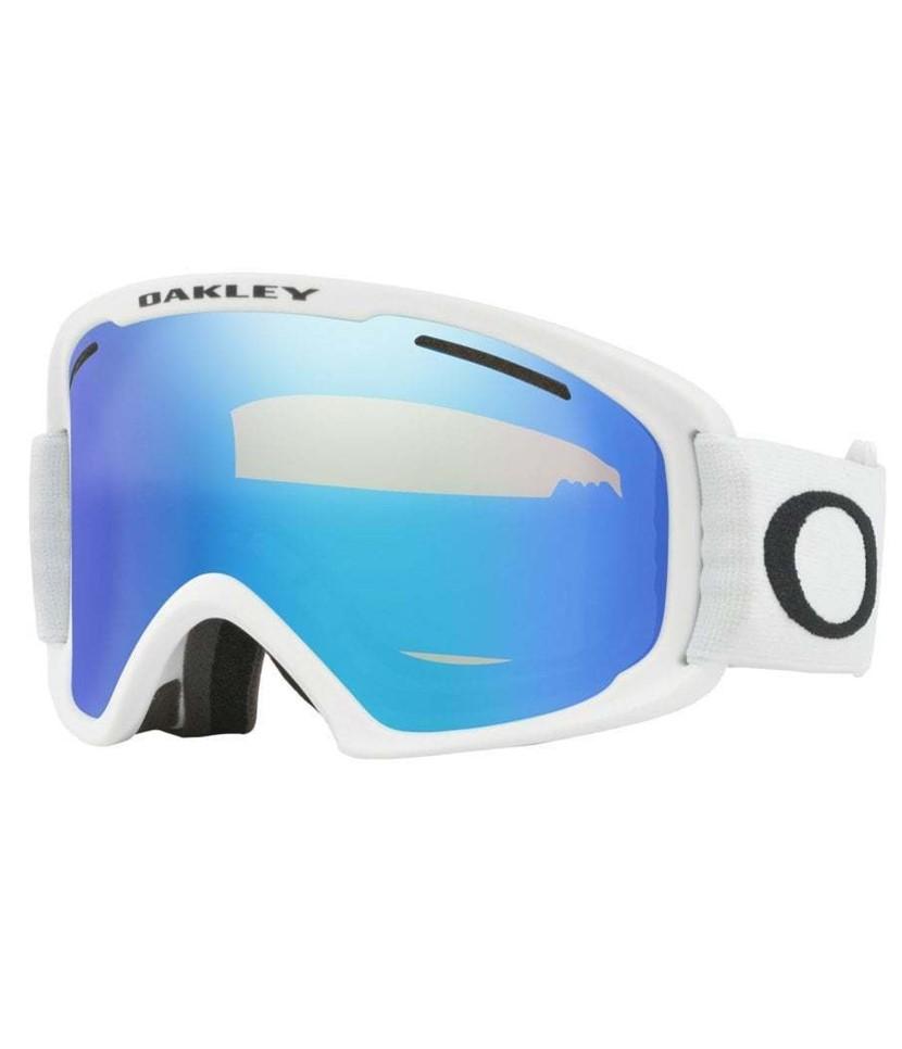 Oakley O Frame 2.0 XL Matte White w Violet Iridium