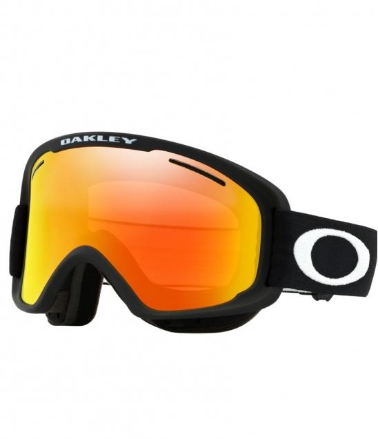 Oakley O Frame XM Goggle Black w Fire Iridium
