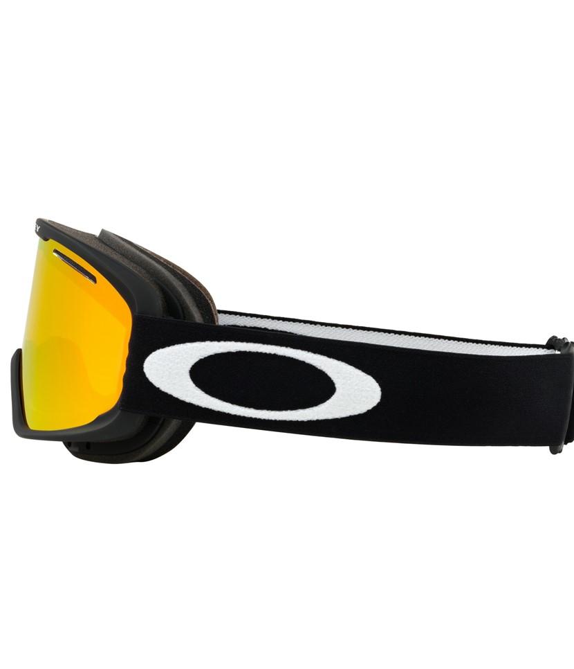 Oakley O Frame XM Goggle Black w Fire Iridium - Paul Reader Snow Sports