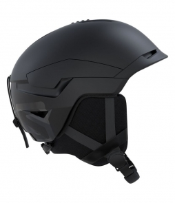 Salomon Quest Access Helmet Black