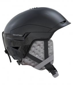Salomon Quest AccessW Helmet-Glossy Black