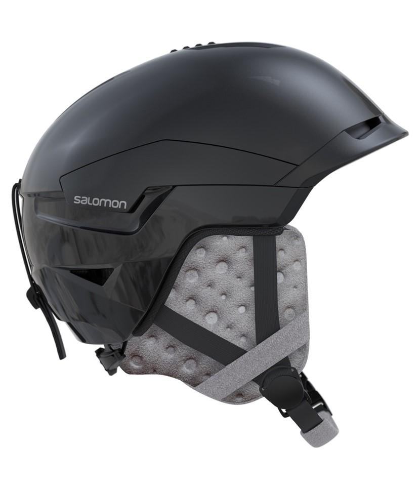 Salomon Quest AccessW Helmet-Glossy Black