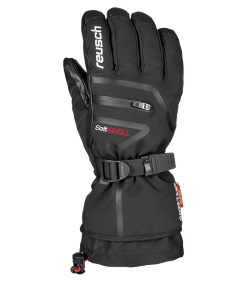 Reusch Down Spirit Gore-Tex Glove-Black