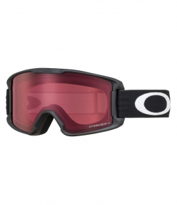 Oakley Line Miner Youth Matte Black w Prizm Rose