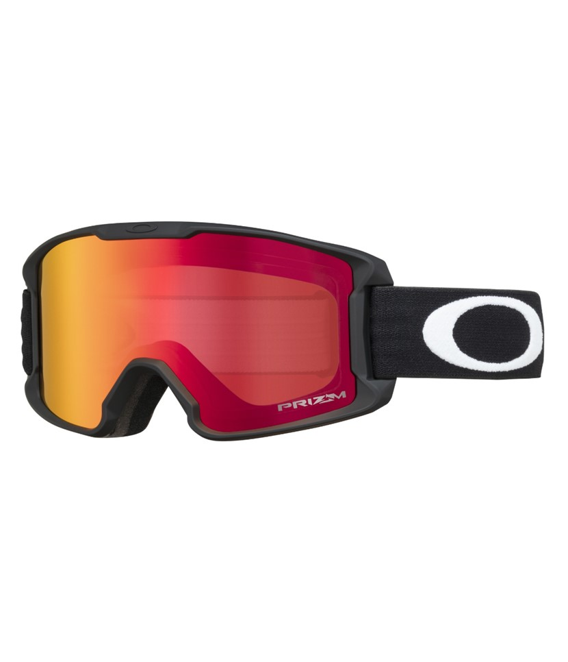 Oakley Line Miner Youth Matte Black w Prizm Torch