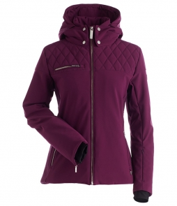 Nils Philippa Jacket-Plum