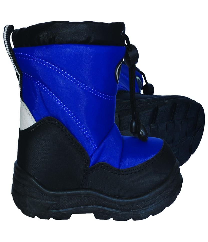 XTM Kids Apres Puddle Boots-Blue