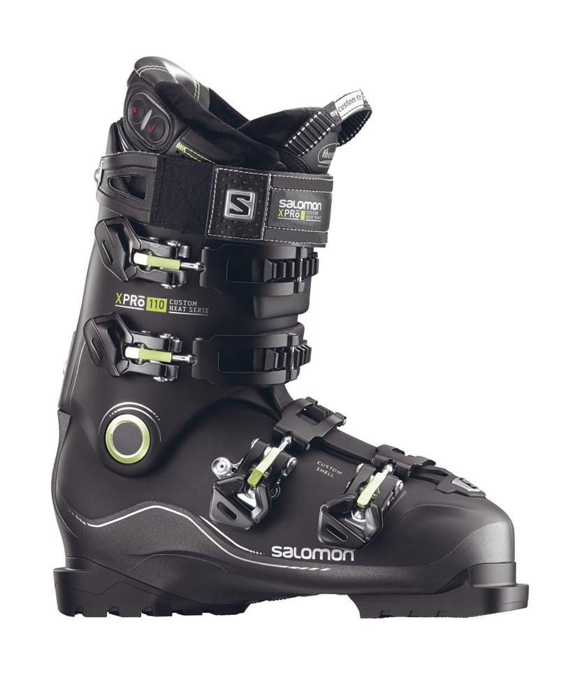 salomon x pro 110 custom heat paul reader snow sports