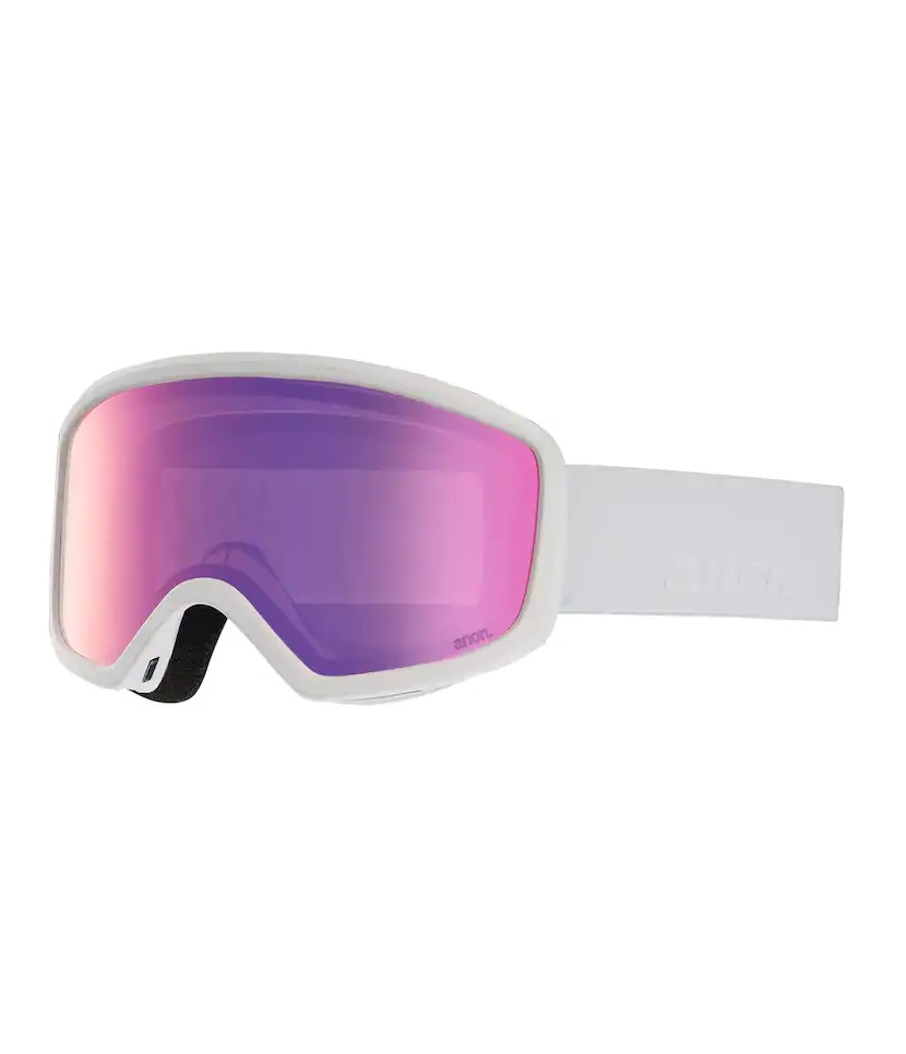 Anon Deringer White Sonar Pink w/ Asian Fit Available