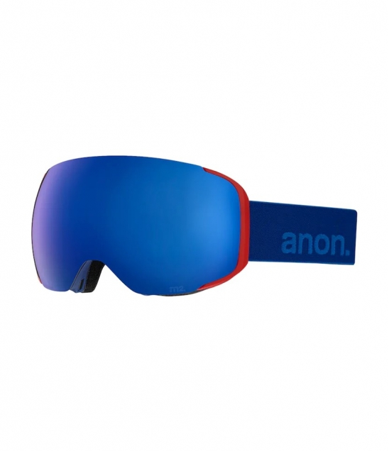 Anon M2 AF Blue w Sonar Infrared Blue w Asian Fit Available