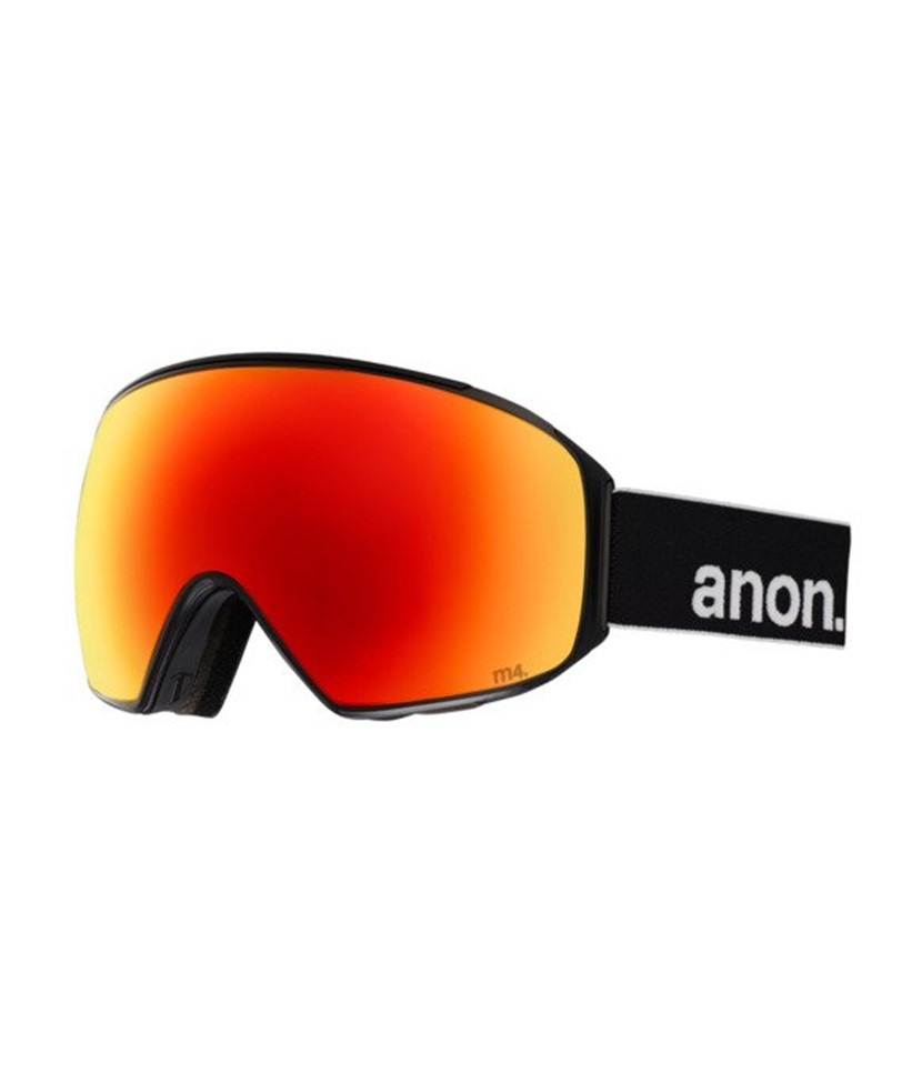 Anon M4 Toric MFI Black Sonar Red