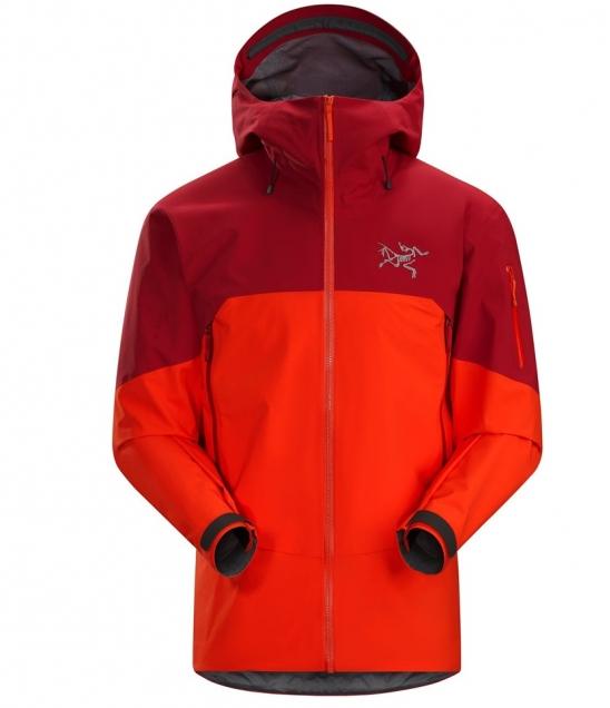 Arc'teryx Rush Men's Jacket-Firecracker