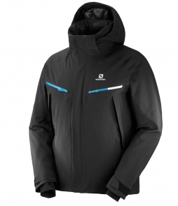 Salomon Icecool Jacket-Black