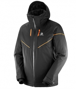 Salomon Stormrace Jacket-Black