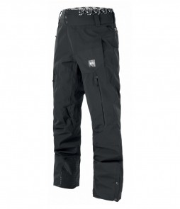 Picture Object Pant-Black