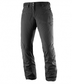 Salomon Fantasy Pant-Black