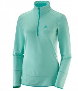 Salomon Discovery HZ Midlayer-Yucca Heather