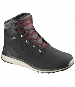 Salomon Utility Winter Aprés Shoes-Black