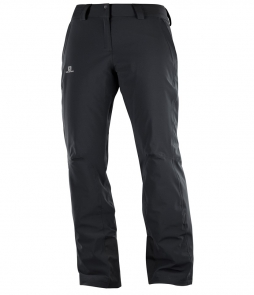 Salomon Ladies Icemania Pant-Black