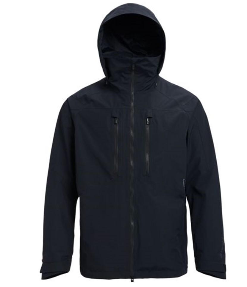 Burton AK Gore-Tex Swash Jacket-True Black