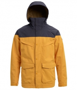 Burton Breach Jacket-Golden Rod