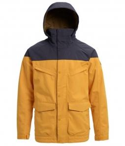 Burton Breach Jacket-Golden Rod