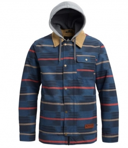 Burton Dunmore Jacket-Check Yourself