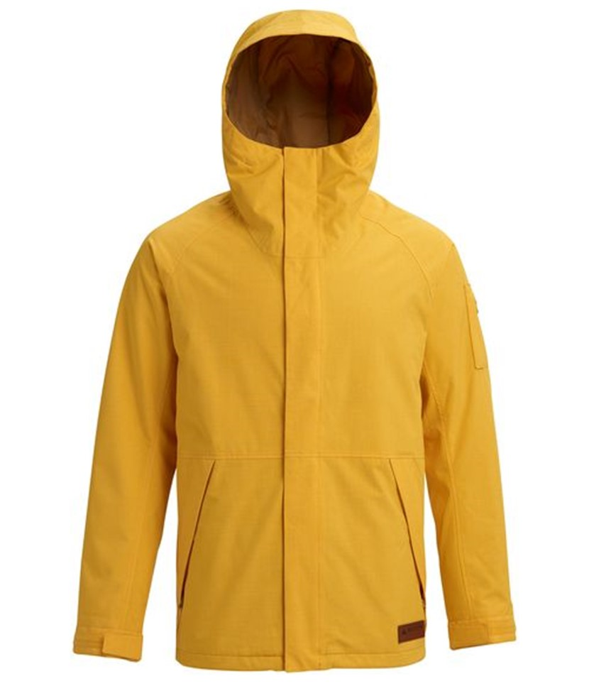 Burton Hilltop Jacket-Golden Rod