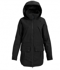 Burton Prowess Jacket-True Black